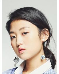 VON DITOLE - I Remember Elice Earrings - Lyst