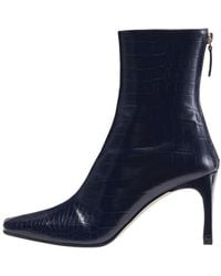 Reike Nen Rl4-sh009 Trim Boots - Blue