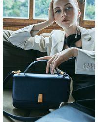Joy Gryson Mago Satchel Bag Lw0ab3370 - Blue