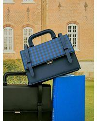 PAULS BOUTIQUE London Mini School Tote Bag - Blue