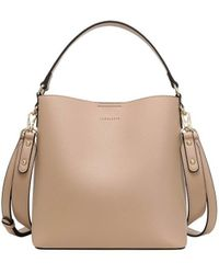 Lapalette Essential Sm Bucket Bag - Natural