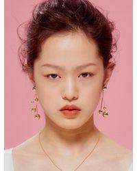VIOLLINA - Fashion Dna Earring - Lyst