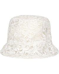 Awesome Needs Basic Bucket Hat - White