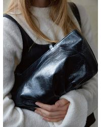 Awesome Needs Cow Leather Bud Bag - Multicolour