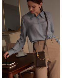 Coccinelle Beat Classic Como Bag -choco - Multicolour