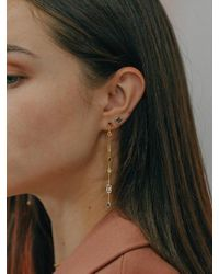 W Concept - Melting Drop Earring Ver1 1piece - Lyst