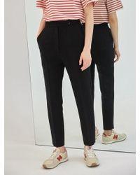 COLLABOTORY - Baama6002m High Waist Hepburn Trousers - Lyst