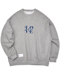 URBANDTYPE Love Sweatshirt - Pink