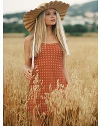 DAZE DAYZ Terra String Dress - Multicolour