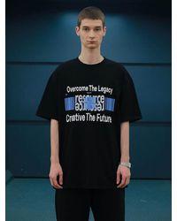 MADMARS Resource Cutting T-shirt Black