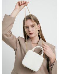DEMERIEL Square Bag Mini - Multicolor