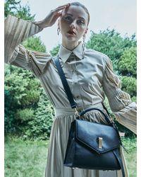 Joy Gryson Ruby Medium Satchel Bag Lw0ab1340 - Blue
