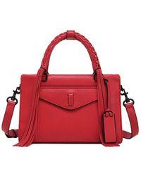 Joy Gryson Natalie Tote Bag Small Lw8sb1090 - Red