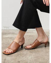 MARONY CROSHET - 012 Flip Flop Mules - Lyst