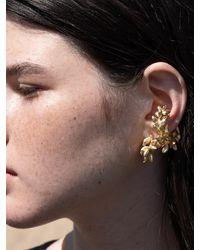 1064STUDIO Deep In Glassland 09 Earrings 3 Set - Metallic