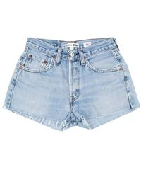 RE/DONE Levis The Short - Blue