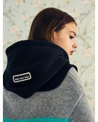 VVV - [unisex] Black Knit Mini Hoodie - Lyst
