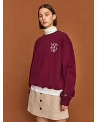 HIDDEN FOREST MARKET Mon Amour Sweatshirt - Multicolour