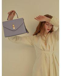 Joy Gryson Darby Tote Bag Medium Lw9sb1150 - Purple