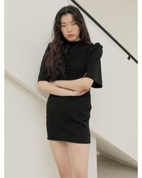 Noir Jewelry Lane Dress - Multicolor