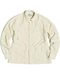 Eastlogue M65 Shirt - White