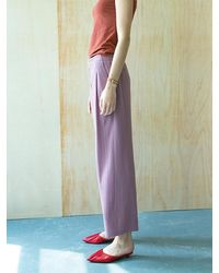J.CHUNG Rimini Comfortable Trousers - Purple
