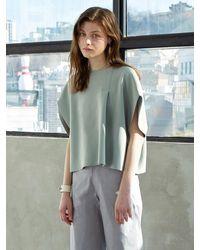J.CHUNG Meline Top - Grey