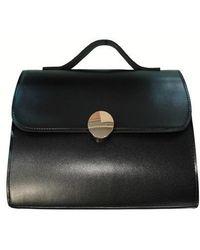 Maison de H - Almond Black Shoulder Bag - Lyst