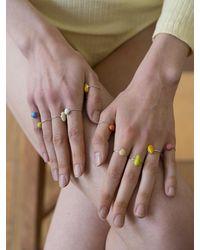 1064STUDIO The Body 38 Ring - Multicolour