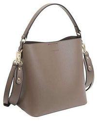 Lapalette Essential Sm Bucket Bag - Brown