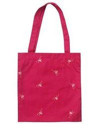 bpb - Special Klover Pattern Shoulder Bag - Pink - Lyst