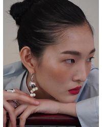 1064STUDIO - Oriental Beauty 01 Earrings - Lyst
