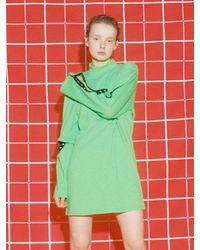 Noir Jewelry G Dress - Green