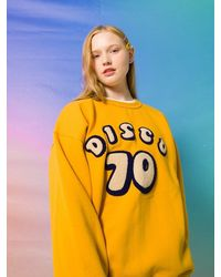 MAINBOOTH Unisex 70 Sweatshirt - Multicolor