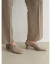 MARONY CROSHET 006 Mid Court Shoes (taupe) - Multicolour