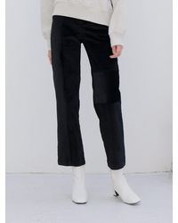 Noir Jewelry Glick Pants - Black