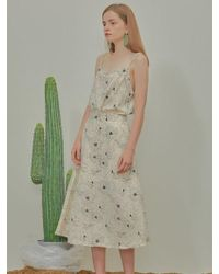W Concept - Blooming Two Piece Set - Lyst