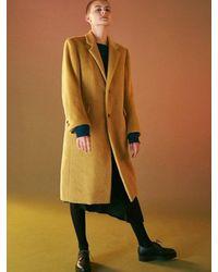 Bouton Men S Single Coat Camel - Natural