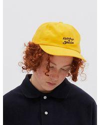 WKNDRS Hotdog Cap - Yellow
