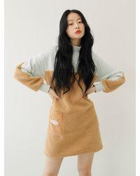 Noir Jewelry D Block Dress - Multicolour