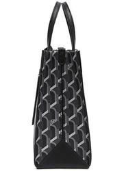 ROSA.K Cabas Monogram Day Tote Bag S - Black