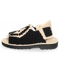 Chubasco 15az006j Aztec Sandals Sand Sand Black
