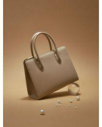MUTEMUSE Magazine Bag Small () - Natural