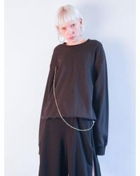 Fleamadonna - Jewelry Pointed Swat Shirt - Lyst