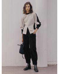 J.CHUNG Knit Trouser - Black