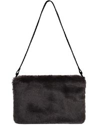 Awesome Needs Snow Clutch Bag 5colors - Black