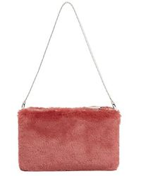 Awesome Needs Snow Clutch Bag 5colors - Pink