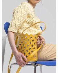 Atelier Park - Marrakesh Line Majorelle Bag Yellow - Lyst