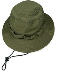 XTONZ Xtc048 Adventure String Jungle Hat (khaki) - Green