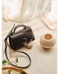 Lapalette Cannes Aube Mini Satchel Bag - Black